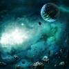 turkis-nebula